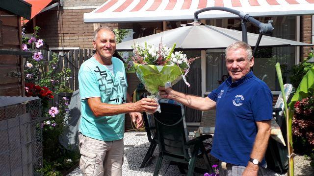 De Scharrelaar van Cor van Oudshoorn uit Gouda wint Bergerac (Dax) 2020 bij SMN.