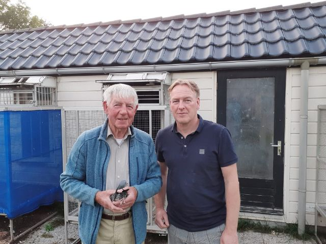 Comb. C.J.J. van Wijk (Benschop) winnen  weer de Herman vd Velden trofee