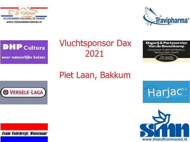 Uitslag & Winnaars Prijzenpakket Dax 2021