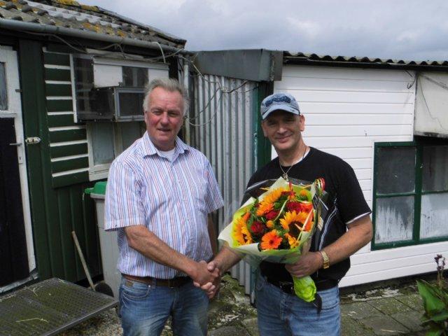 Harry Hendriks, Vinkeveen wint Criterium der Azen ochtendlossing en de Supercup Marathon Noord!