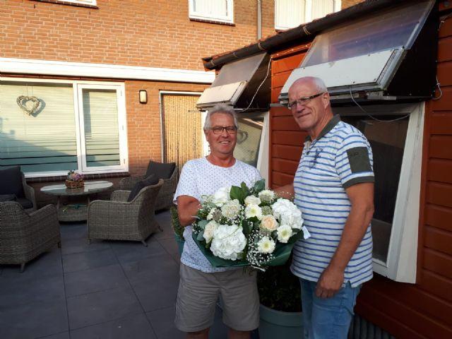 Henk Gerritsen uit Woerden wint met Josh Perpignan 2019