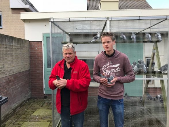 (W)interview met IJsbrand Kaptein en zijn steun en toeverlaat Tijmen Soeterbroek