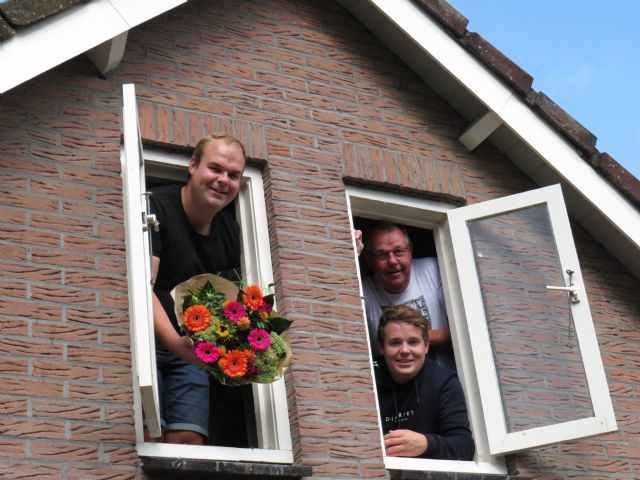 Comb. Jan Hommes en Zonen, Akersloot, winnaars Middaglossing 2019 bij SMN