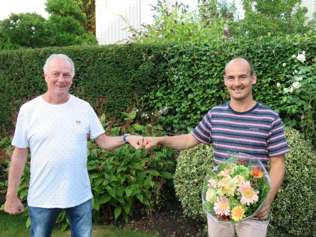 Jurrian van Amerongen, Bunnik, winnaar Criterium der Azen & 2e kampioen ochtendlossing