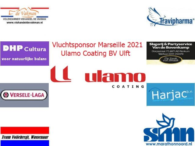 Prijzenpakket Marseille 2021