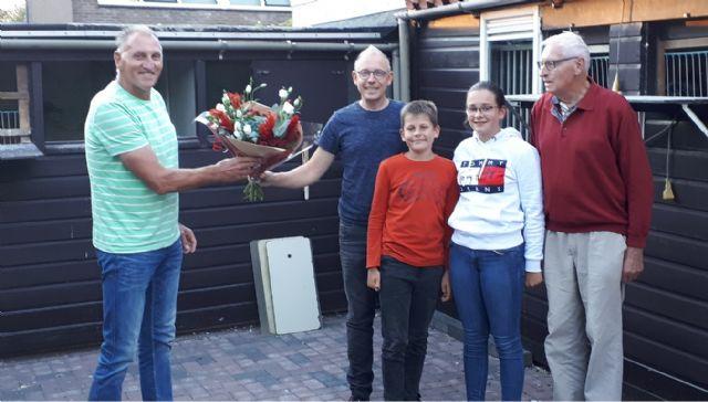 Wim en Bertrik Murk uit IJsselstein winnen met  Lucky 13 Narbonne 2020