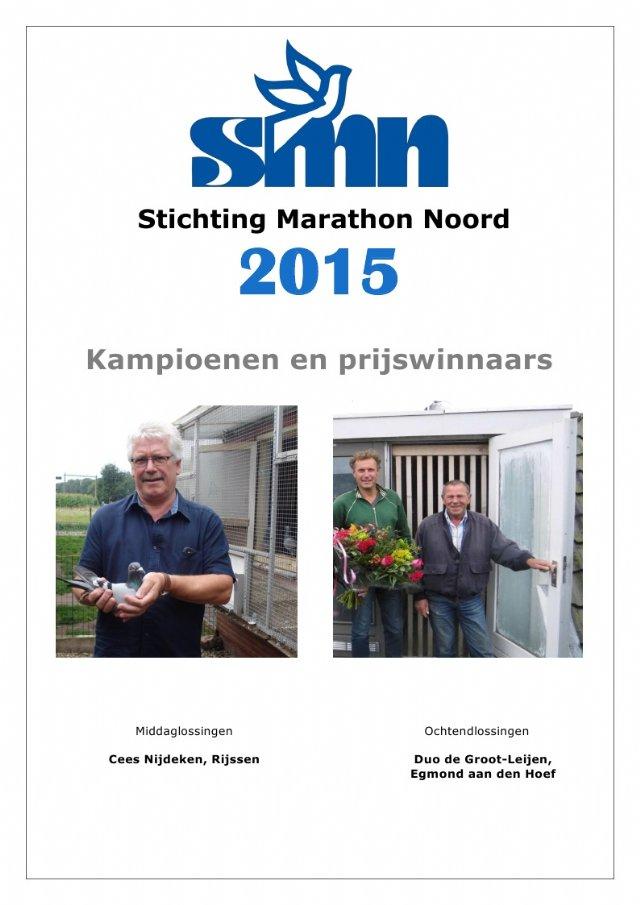 Kampioenenboek 2015