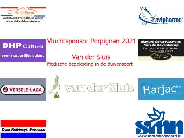 Uitslag & Winnaars Prijzenpakket Perpignan 2021