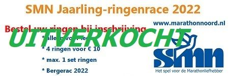 SMN Jaarlingen Ringenrace