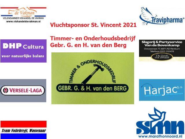 Prijzenpakket St. Vincent 2021