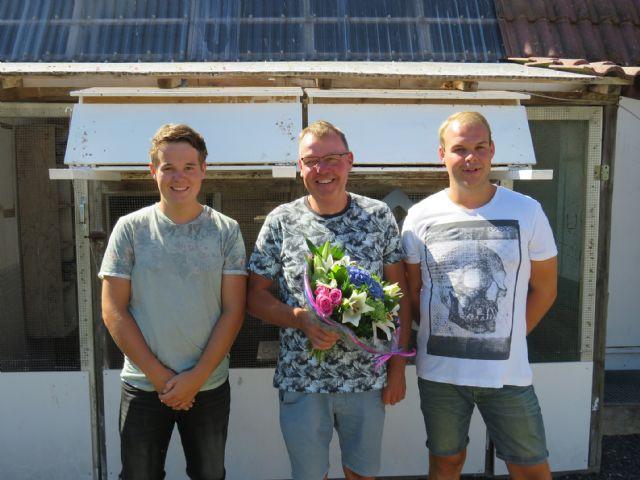 Comb. J. Hommes en Zonen, Akersloot winnen Criterium der Azen ochtendlossing 2018