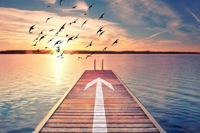 Er gloort hoop aan de horizon.......